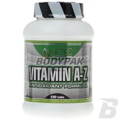 Hi Tec Vitamin A-Z Antioxidant - 120 tabl.