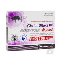 Olimp CHELA-Mag B6 MAMA - 30 kaps.