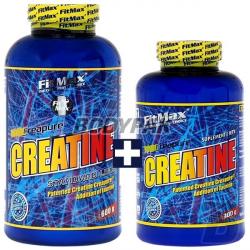 Fitmax Kreatyna Creapure 600g + 300g GRATIS