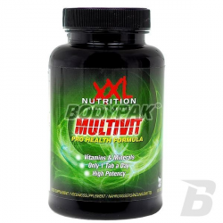 XXL Nutrition Multivit - 120 tabl.