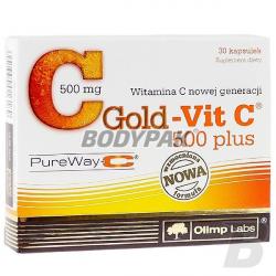 Olimp Gold Vit-C 500 Plus - 30 kaps.