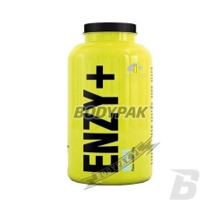 4+ Nutrition Enzy+ - 90 kaps.
