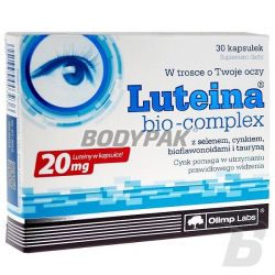 Olimp Luteina Bio-Complex - 30 kaps.