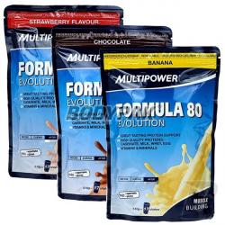 Multipower Formula 80 - 3 x 510g