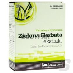 Olimp Zielona Herbata - 60 kap.