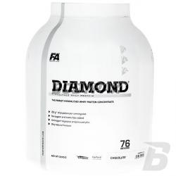 FA Nutrition Diamond Hydrolysed Whey Protein - 2270g