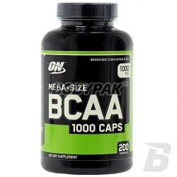 Optimum Nutrition BCAA 1000 - 200 kaps.