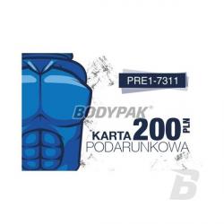 BODYPAK Karta Podarunkowa 200 PLN