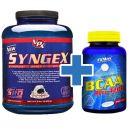 VPX Syngex - 2,25kg + FitMax BCAA Pro - 4200 240 tabl.
