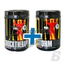 Universal Nutrition Shock Therapy - 840g + Storm - 821g