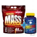 PVL Mutant Mass - 6,8kg + FitMax Kreatyna Creapure - 600g