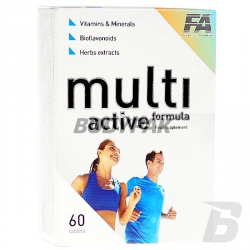 FA Nutrition Multi Active Formula - 60 tabl.