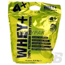 4+ Whey+ - 4,5kg