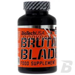 BioTech Brutal Blade - 120 kaps.