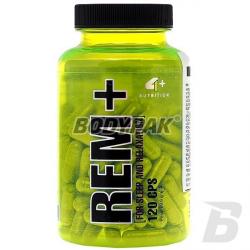 4+ Nutrition Rem+ - 120 kaps.