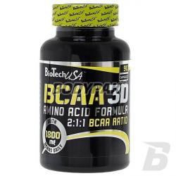 BioTech BCAA 3D - 90 kaps.