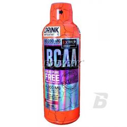 Extrifit BCAA 80000mg Liquid - 1000ml
