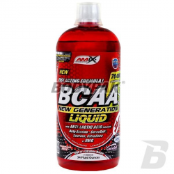 Amix BCAA NEW Generation liquid - 1000ml