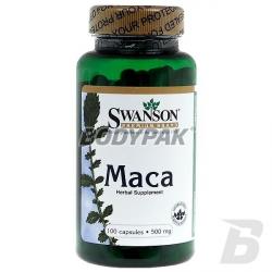 Swanson Maca 500mg - 100 kaps.