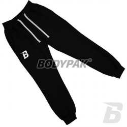 BODYPAK Spodnie z haftem [B] CZARNE - 1 szt.