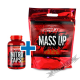 Activlab Mass Up - 5kg + Activlab Nitro Caps - 120 kaps.