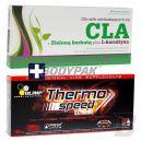 Olimp Thermo Speed Extreme MC - 120 kaps. + Olimp CLA z Zieloną Herbatą + L-Karnityna - 60 kaps.