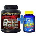 Hi Tec Beta Bolic - 500g + Fitmax BCAA Pro 4200 - 240 kaps.