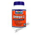 NOW Foods Omega 3 1000mg - 100 kaps.