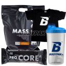 FA NUTRITION CORE MASSCORE - 7KG + PROCORE BAR 80G + Bodypak T-SHIRT + Bodypak SHAKER
