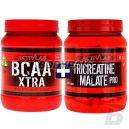 Activlab BCAA Xtra 500g + Activlab TCM Pro - 300 kaps.