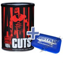Universal Animal Cuts Free 42 sasz + Bodypak PillBOX