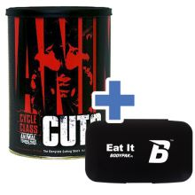 Universal Animal Cuts Free 42 sasz + Bodypak PillBOX