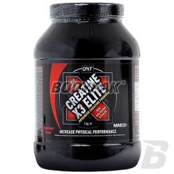 QNT CREATINE X3 - 1kg
