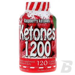 UNS Ketones 1200 - 120 kaps.