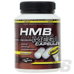 Vitalmax HMB Mega Capsules - 75 kaps.