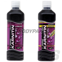 Vitalmax L-30000 Karnitin Liquid - 500ml + 500ml GRATIS