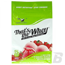 SportDefinition That's The Whey - 700g
