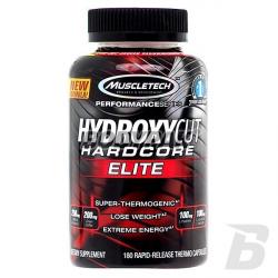 MuscleTech Hydroxycut Elite -  180 kaps.