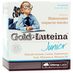 Olimp Gold-Luteina JUNIOR - 15 sasz.