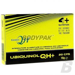4+ Ubiquinol QH+ [koenzym Q10] - 20 kaps.