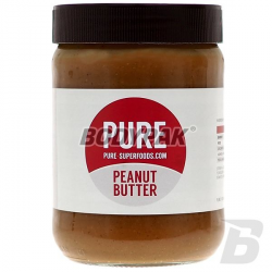 Pure Natural Peanut Butter - 500g