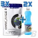 3x FA Nutrition Carborade - 1kg + 2x FA Carborade Isotonic Drink - 750ml
