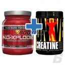 BSN NO-Xplode 2.0 - 1080g + Universal Nutrition Creatine Powder - 500g