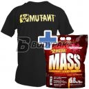PVL Mutant Mass - 6,8kg + T-Shirt MUTANT