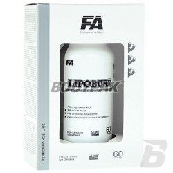 FA Nutrition Lipoburn NEW - 120 kaps.