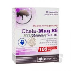Olimp Chela-Mag B6 - 60 kaps.