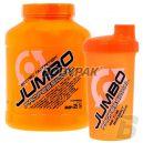SCITEC Jumbo Professional - 3240g + SHAKER [GRATIS]