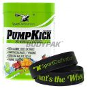 SportDefinition PumpKick – 435g +  That's The Whey opaska na rękę [BLACK] - 1 szt.