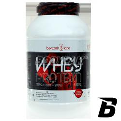 Berserk Labs Whey Protein - 1800g
