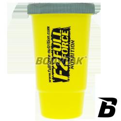 Scitec Shaker Cup żółty - 1 szt.